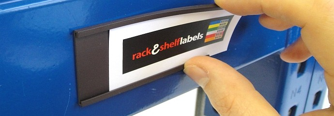 Magnetic Label Holder